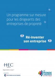 partenariat FEP HEC